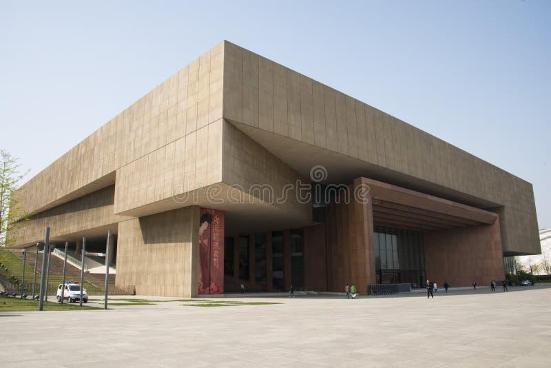 L'Asia museo di Cina, Tientsin fotografia stock libera da diritti