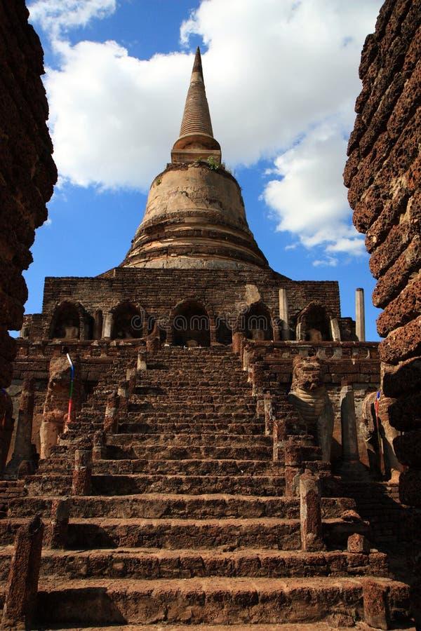 l'Asie antique image libre de droits