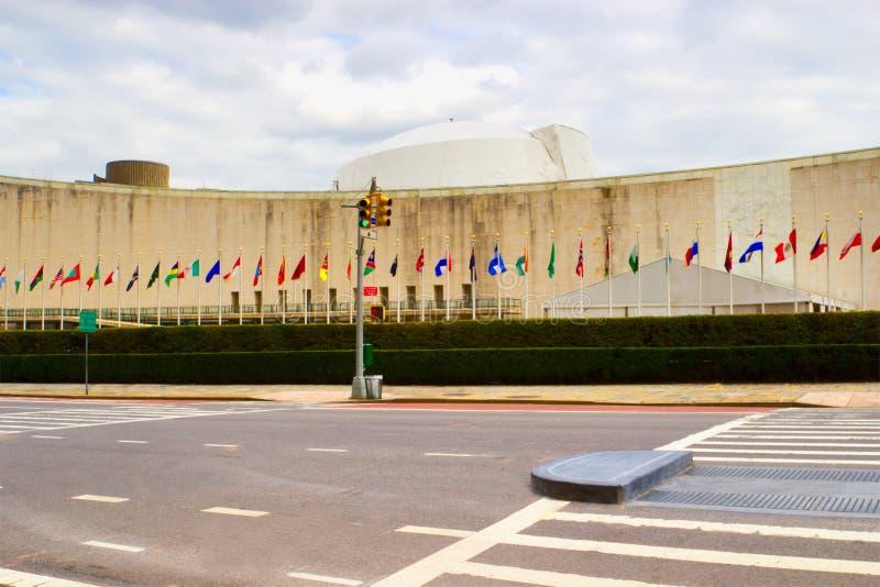 l'Assemblée générale, New York photos stock