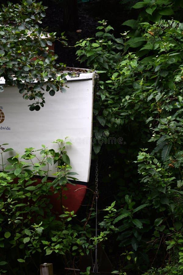 L'atmosphère de zoo photo libre de droits