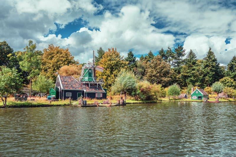L'attraction Gondaletta en parc d'attractions Efteling dans photographie stock