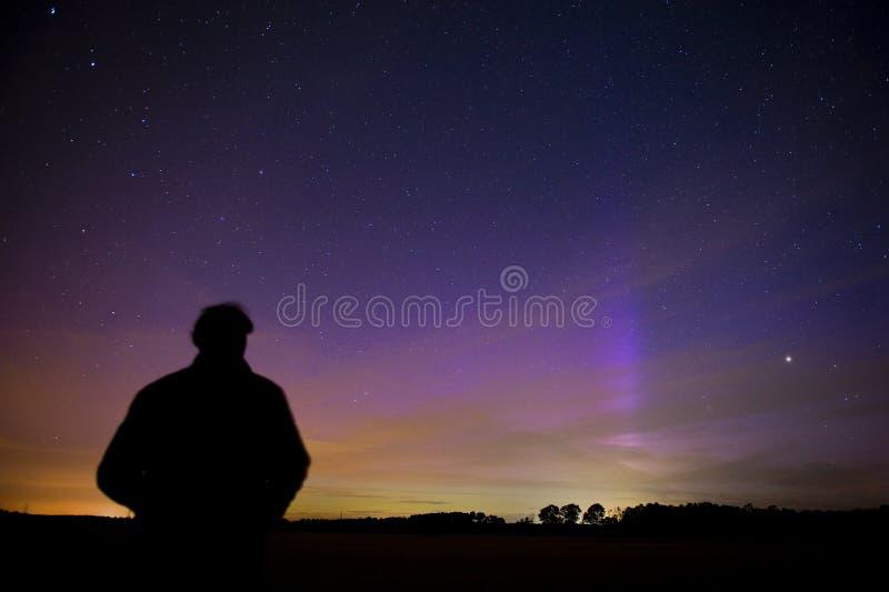 L'aurore Borealis photos stock