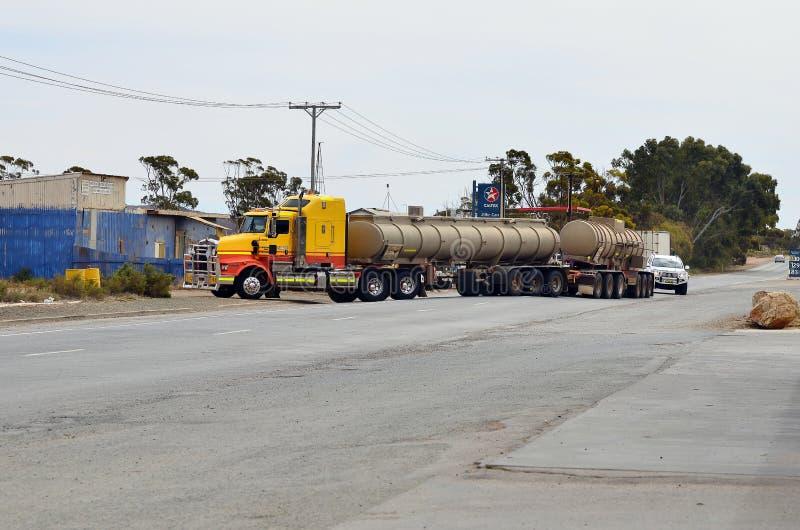 L'Australia, Australia Meridionale, trasporto fotografie stock libere da diritti