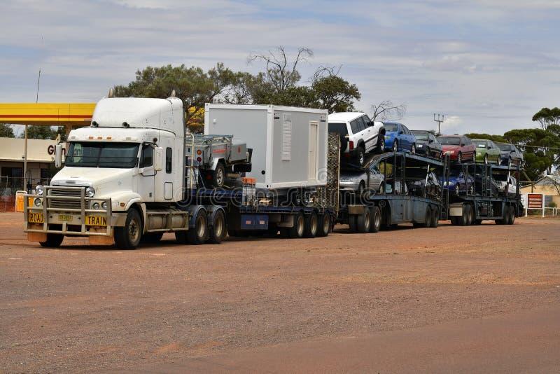 L'Australia, Australia Meridionale, trasporto fotografie stock