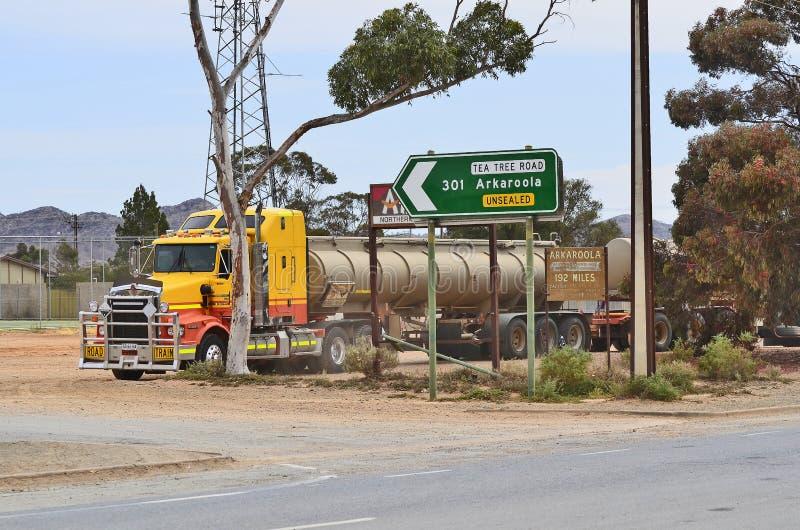 L'Australia, Australia Meridionale, trasporto, fotografie stock libere da diritti