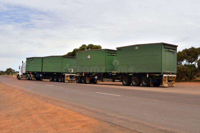 L'Australia, Australia Meridionale, trasporto immagini stock