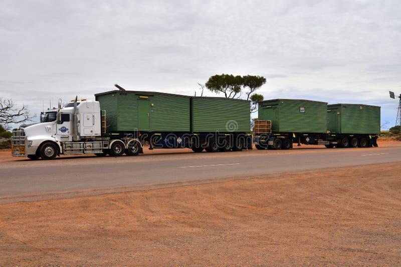 L'Australia, Australia Meridionale, trasporto fotografia stock