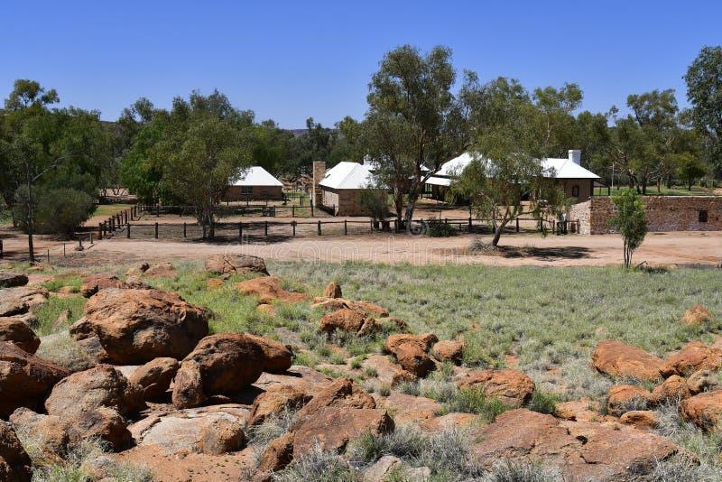 L'Australia, NT, Alice Springs immagini stock