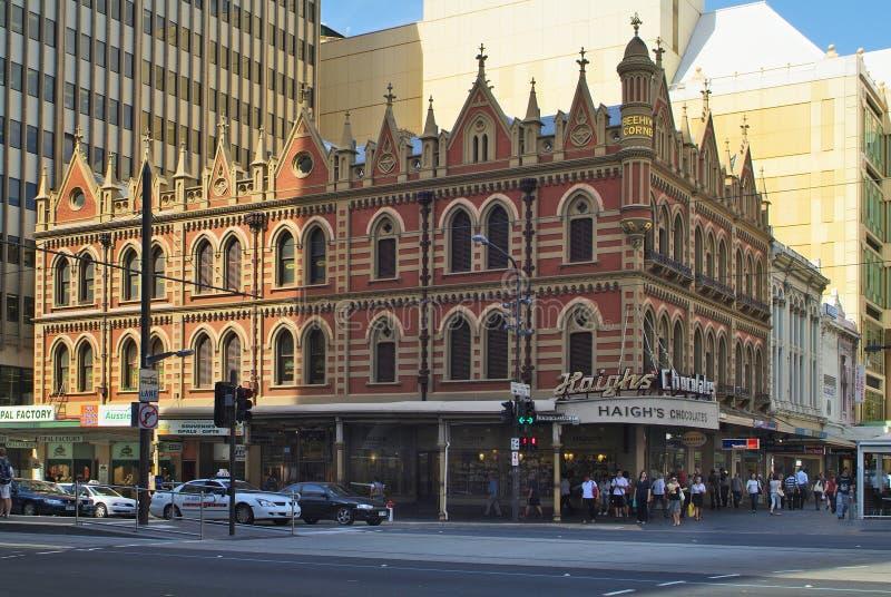 L'Australia, SA, Adelaide immagini stock libere da diritti