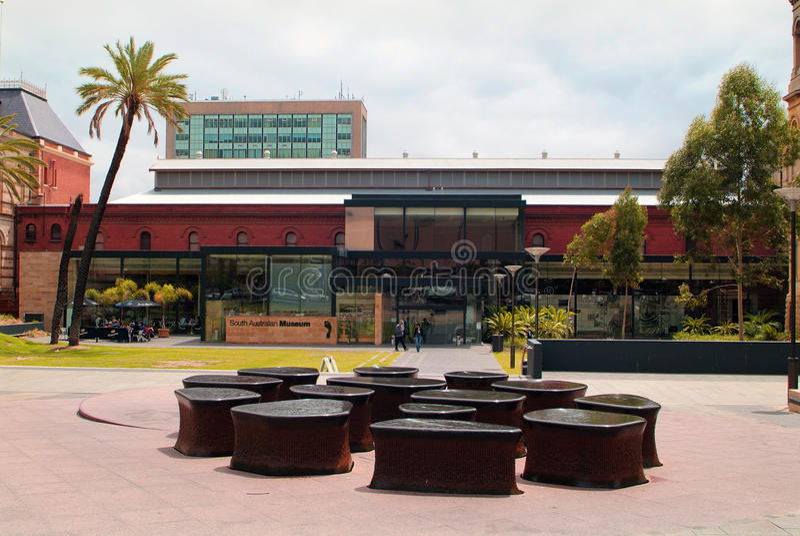 L'Australia, SA, Adelaide, fotografie stock