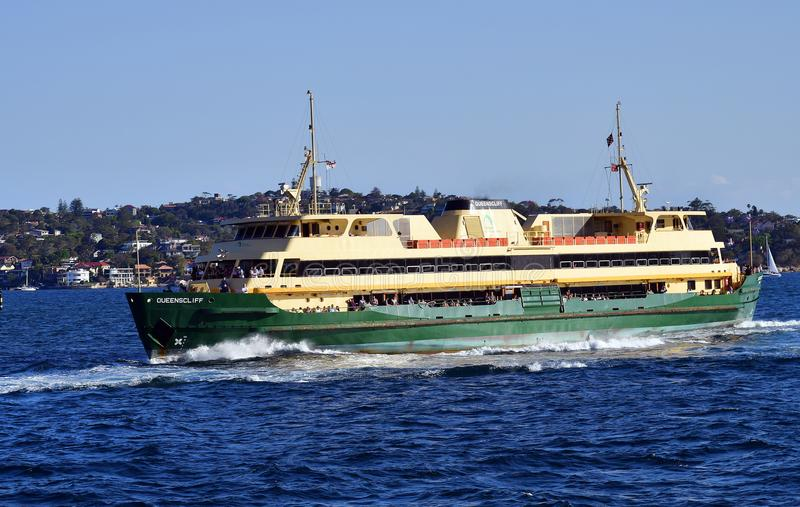 L'Australia, Sydney, trasporto immagine stock