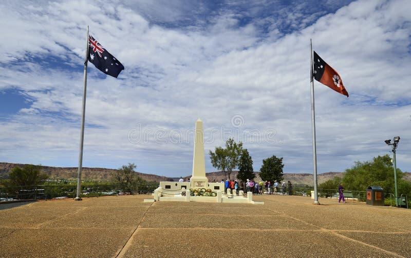 L'Australia, Territorio del Nord, Alice Springs immagine stock