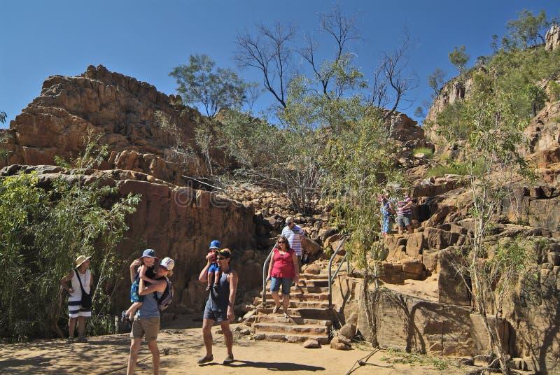 L'Australia, Territorio del Nord, Katherine fotografia stock