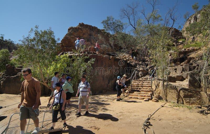 L'Australia, Territorio del Nord, Katherine immagine stock
