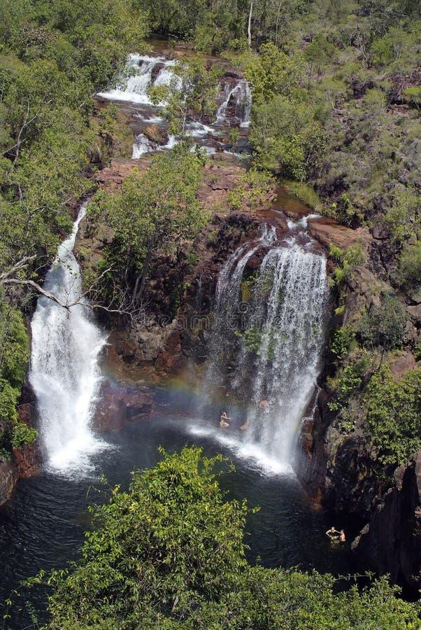 L'Australia, Territorio del Nord, parco nazionale di Litchfiel immagini stock libere da diritti