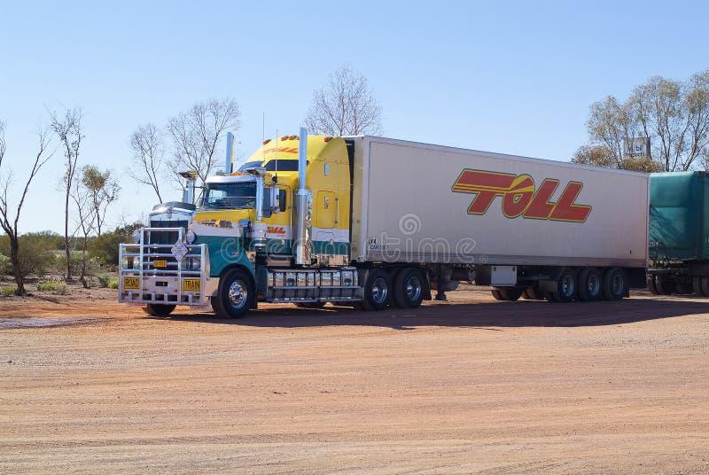 L'Australia, trasporto fotografia stock