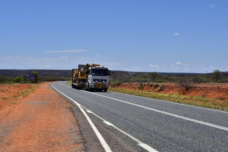 L'Australia, trasporto, industria fotografie stock libere da diritti