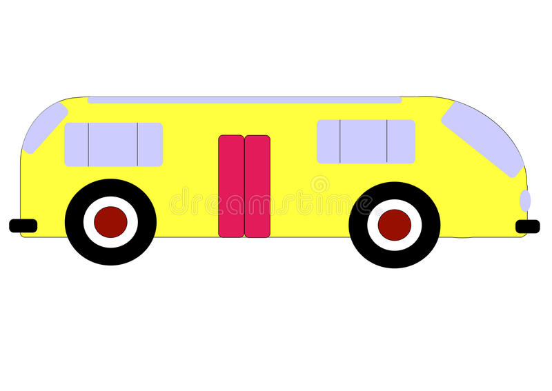 L'automobile royalty illustrazione gratis