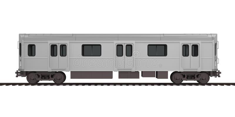 L'automobile di sottopassaggio ha isolato royalty illustrazione gratis