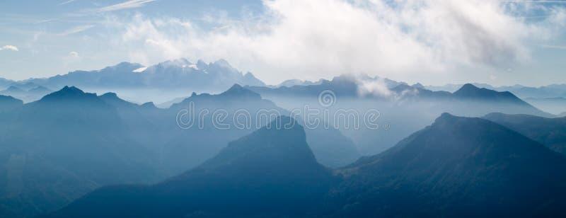 l'Autriche Dachstein images libres de droits
