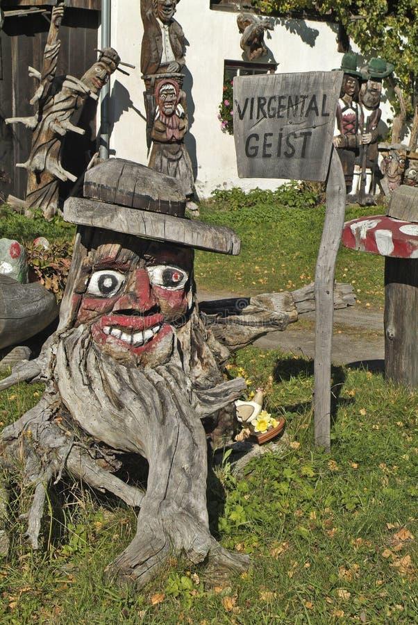 L'Autriche, Osttirol, photographie stock libre de droits