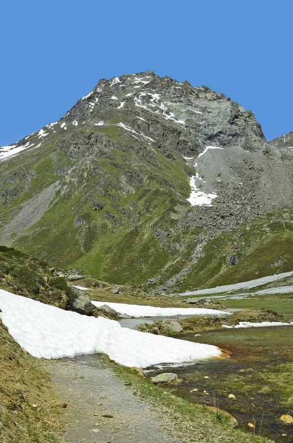 Download L'Autriche, Tyrol, Alpes image stock. Image du nature - 76081711