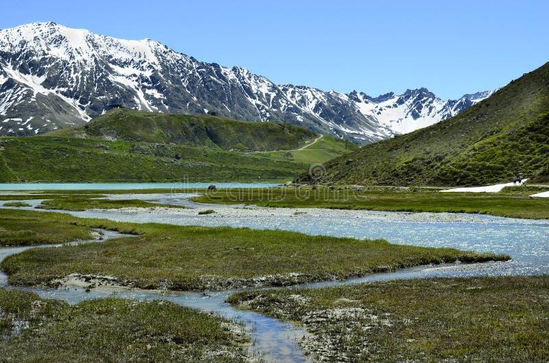 Download L'Autriche, Tyrol, Alpes photo stock. Image du nature - 76081802