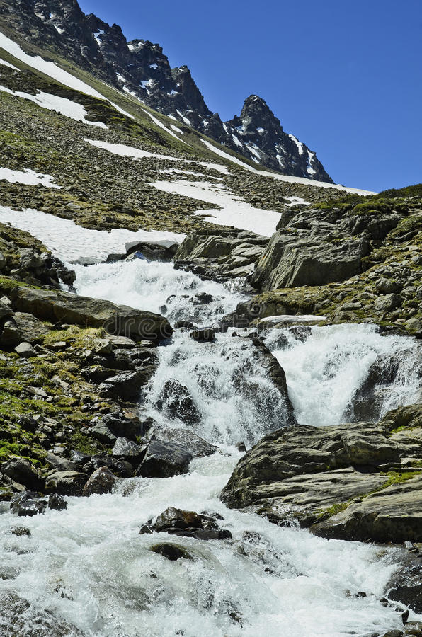 Download L'Autriche, Tyrol, Alpes image stock. Image du autriche - 76082113