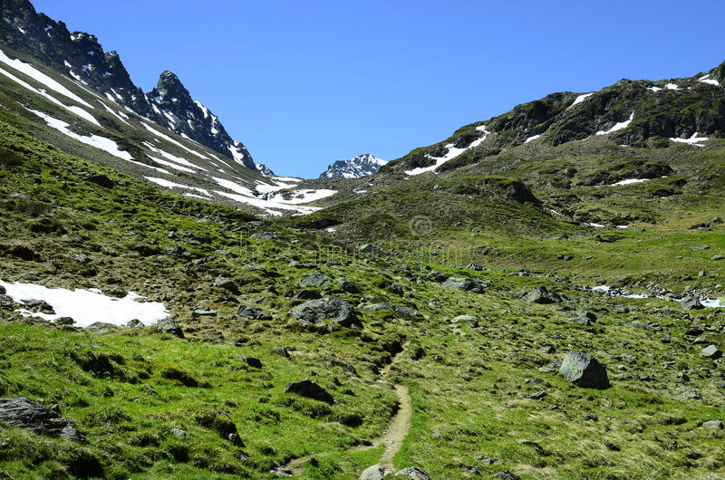 Download L'Autriche, Tyrol, nature image stock. Image du path - 76081815