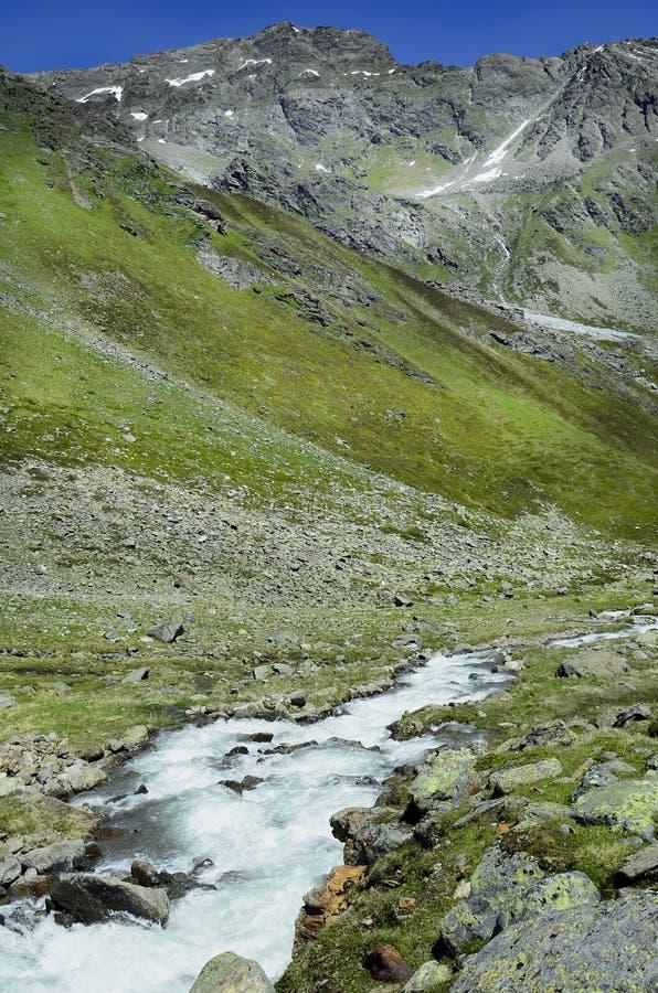 Download L'Autriche, Tyrol, Pitztal image stock. Image du fonte - 76082097