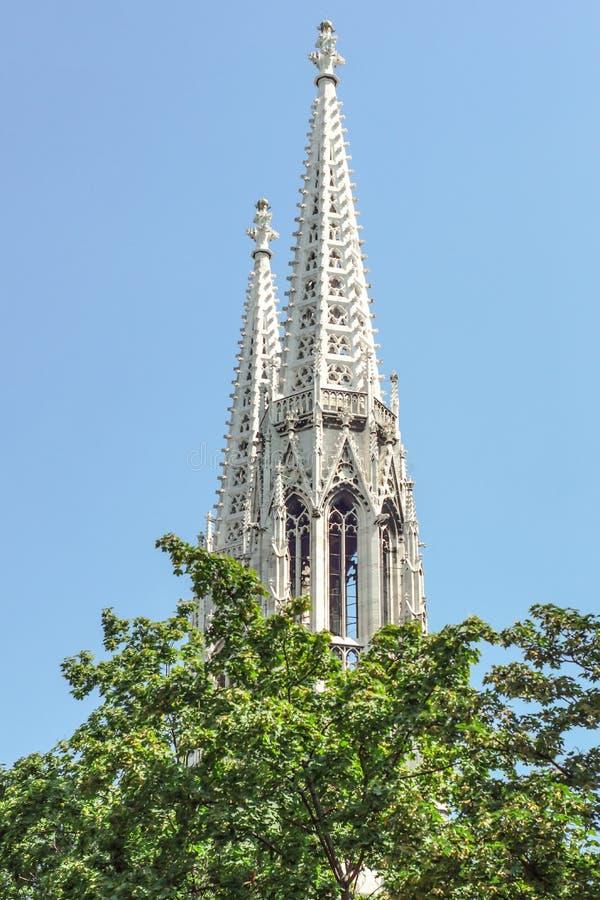 L'Autriche, Vienne, St Stephan de Domkirche image libre de droits