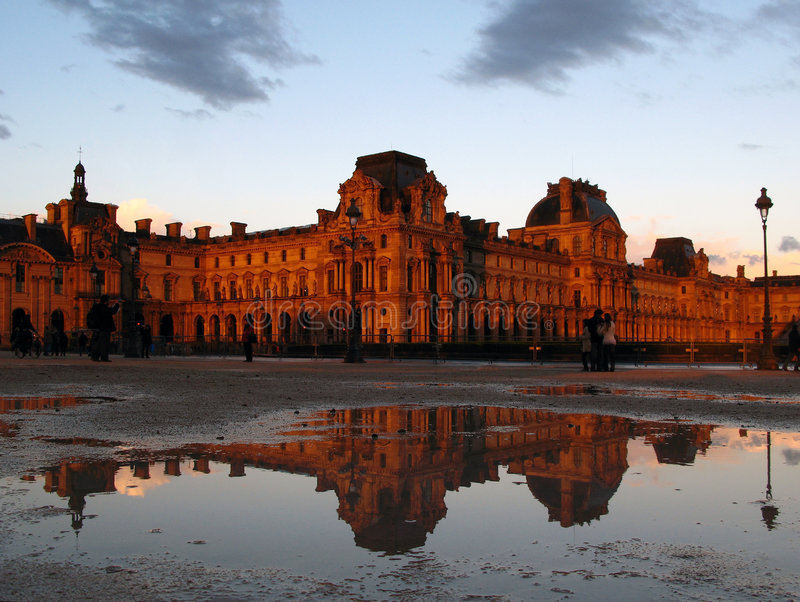 L'auvent 02, Paris, France photo libre de droits