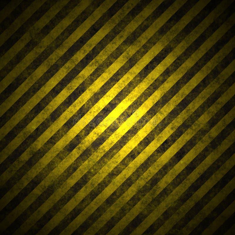 L'avertissement se connectent l'asphalte 3 photographie stock libre de droits