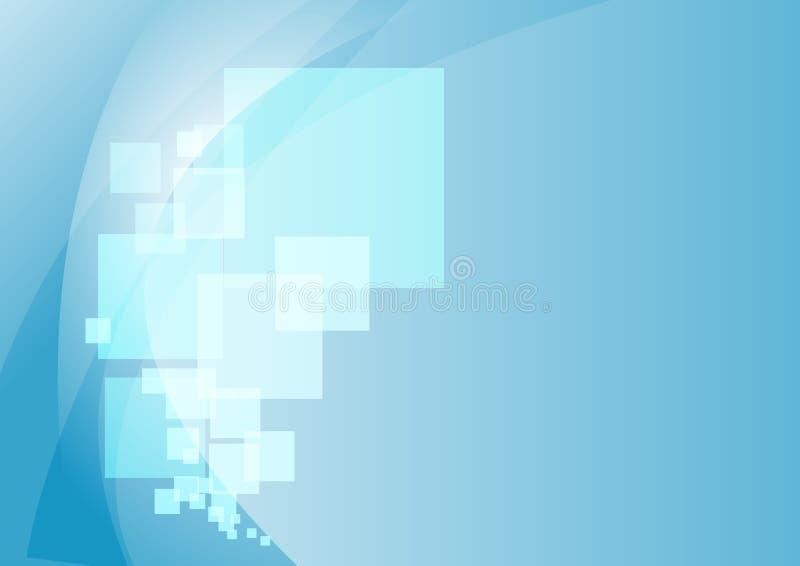Download L'azzurro Astratto Quadra La Priorità Bassa Illustrazione di Stock - Illustrazione di modello, backgrounds: 56880089