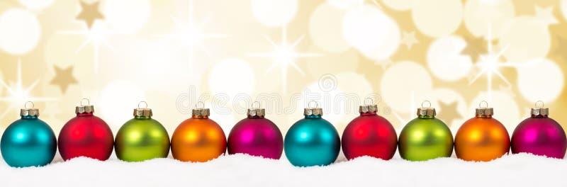 Download L'or D'or De Noël Tient Le Premier Rôle Le CCB Coloré De Décoration De Bannière De Boules Image stock - Image du joyeux, hiver: 77162391