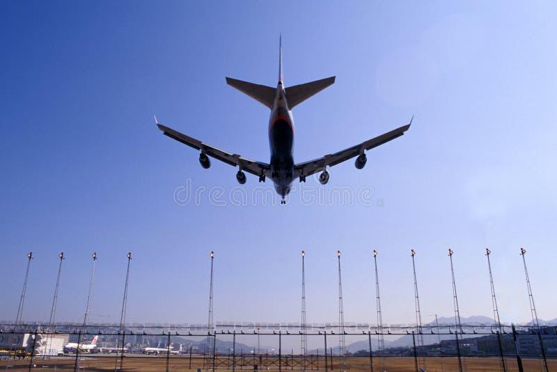Lądowanie Fotografia Stock
