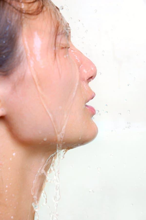 L'eau image libre de droits