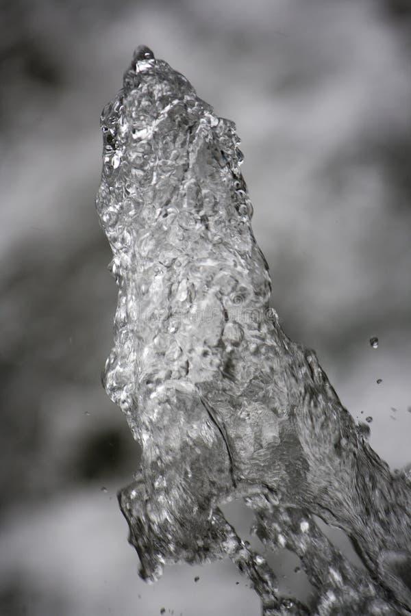 L'eau abstraite image stock