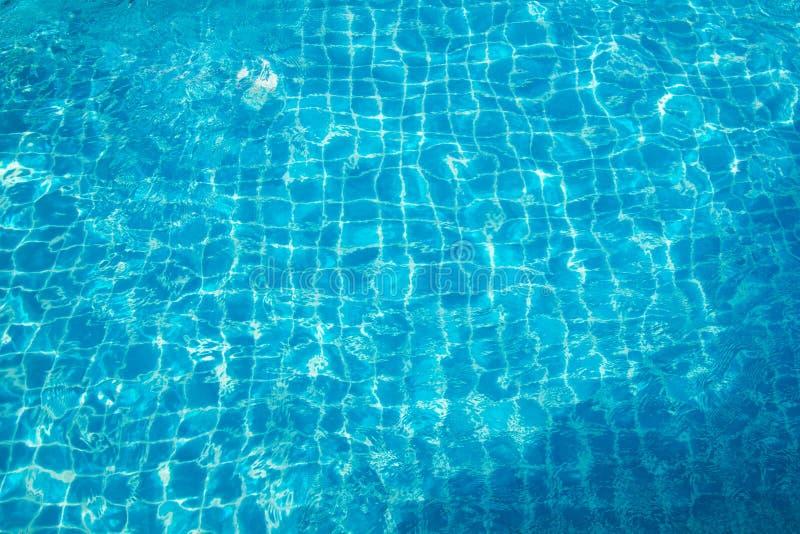 L'eau avec des réflexions du soleil image libre de droits