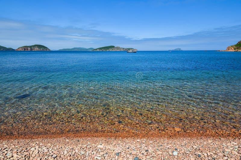 L'eau claire azurée images stock