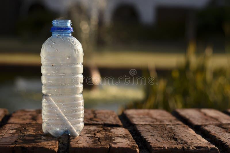 L'eau corrompue photographie stock libre de droits