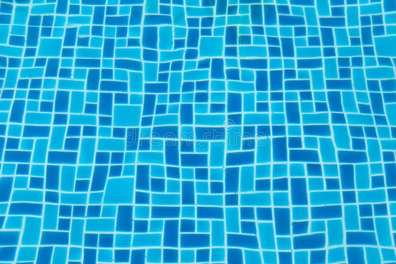 Download L'eau Déchirée Par Bleu Dans La Piscine Photo stock - Image du ondulation, ondulé: 87709854