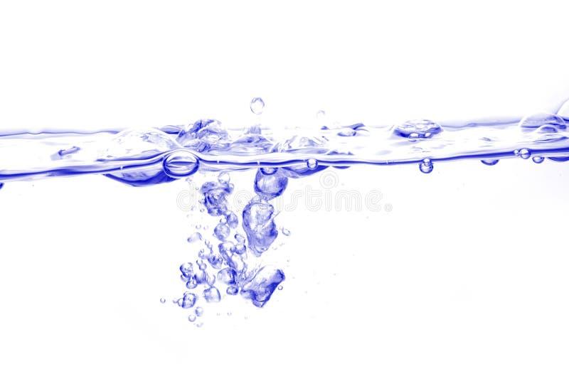 l'eau d'éclaboussure photos libres de droits