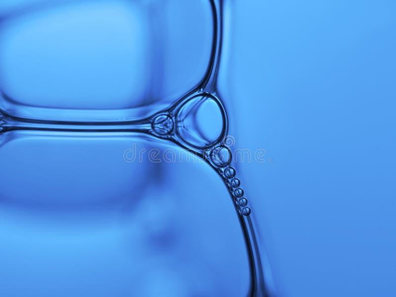 l'eau de bulles images libres de droits