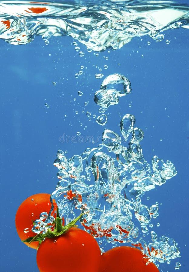 l'eau de légumes photo stock