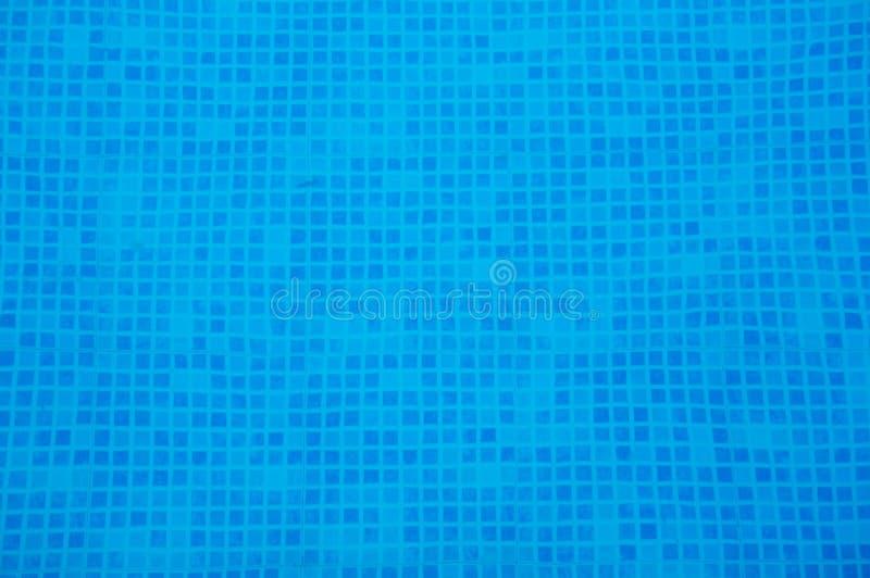 L'eau de la piscine photos stock
