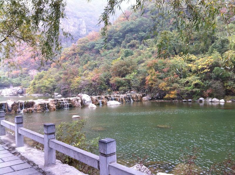 L'eau de lac photos stock