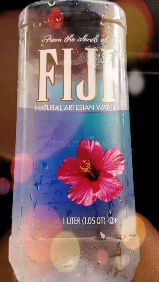 L'eau des Fidji photos stock