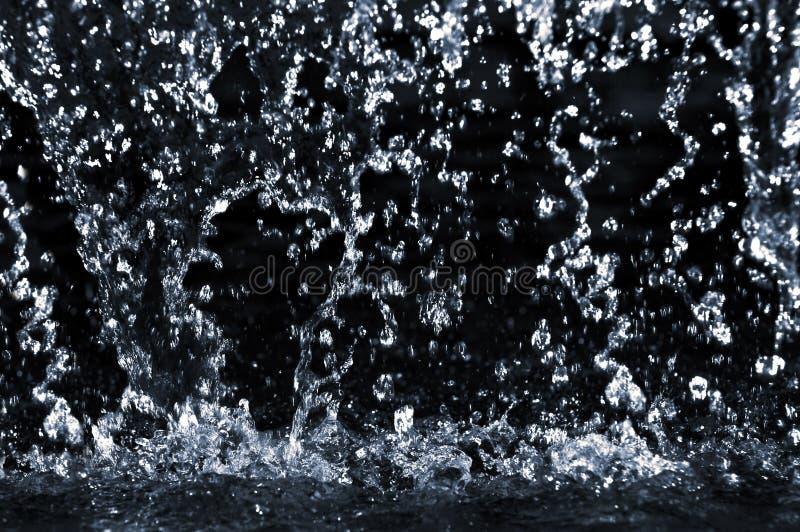 l'eau en baisse photos libres de droits