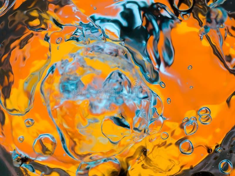 L'eau et le feu photos libres de droits